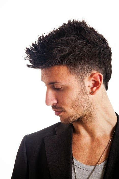 moda cabellos cortes de pelo corto  hombres primavera