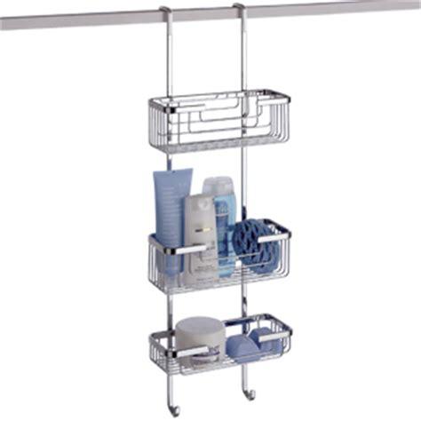 hanging bathroom caddy hanging 3 tier shower caddy byretech ltd