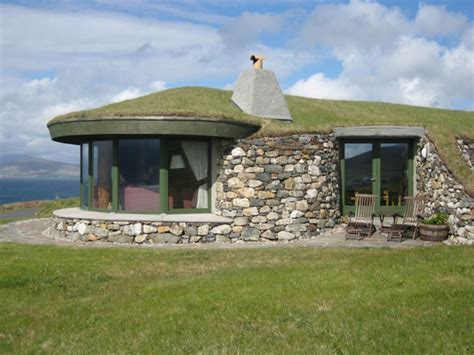 Cottage Rental Scotland by Eco Houses In Scotland Outer Hebrides Scarista Blue