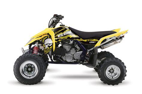 2013 Suzuki Ltr 450 Fx Metal Mulisha Graphics Kit Suzuki Lt R450 Ltr 450