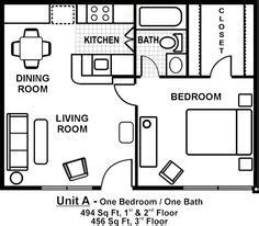 assisted living floor plans google search floor plan 33 best images about floorplans on pinterest 1 bedroom