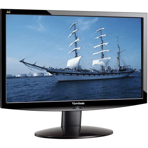 Monitor Lcd Viewsonic 20 viewsonic vx2033wm 20 quot widescreen lcd computer vx2033wm b h