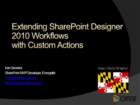 sharepoint designer 2010 workflow actions sharepoint intelligence extending point designer