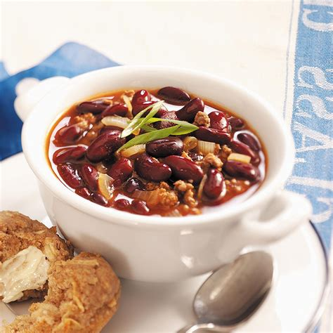 Sw Chili Beans 425gr southwest chili con carne recipe taste of home