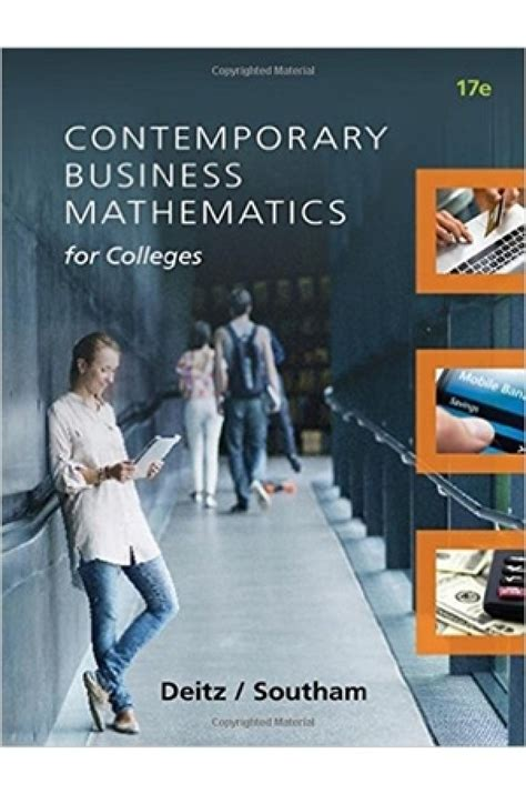 Small Business Management 17th Edition contemporary business mathematics for colleges 17th edition test bank deitz test bank