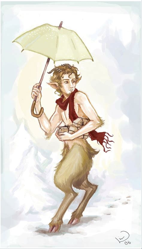 The The Witch And The Wardrobe Mr Tumnus by Mr Tumnus By Linnpuzzle On Deviantart