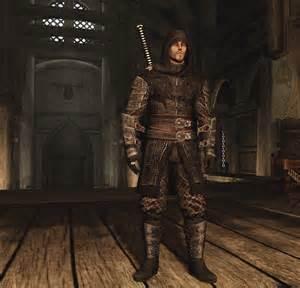 skyrim light armor mods www pixshark images