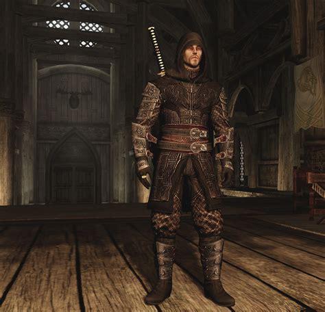 Skyrim Light Armor by Skyrim Gear 3 Light Armor