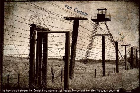 who built the iron curtain iron curtain salk cold war