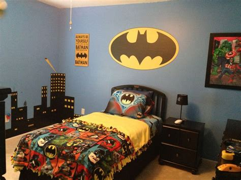 25 best ideas about batman room decor on