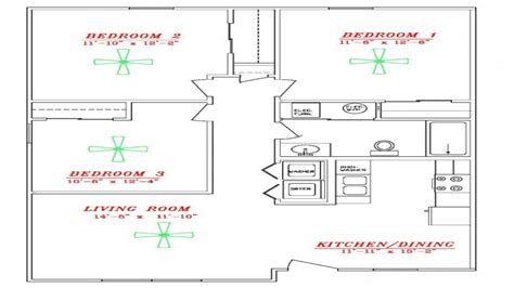 Most Efficient Floor Plans | energy efficient home designs floor plan most energy