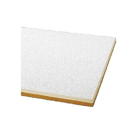 Drop Acoustic Panel Ceiling Tiles Shop Armstrong Ceilings Common 24 In X 24 In Actual 23