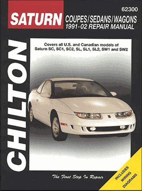 how to download repair manuals 2000 saturn s series engine control saturn sl sc sw models repair shop manual 1991 2002 chilton
