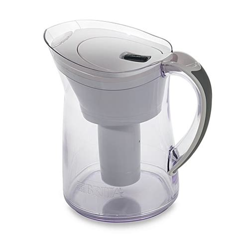 brita bed bath and beyond buy brita 174 bella pitcher from bed bath beyond