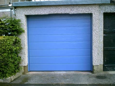 blue garage door newton aycliffe garage doors and repairs garage doors
