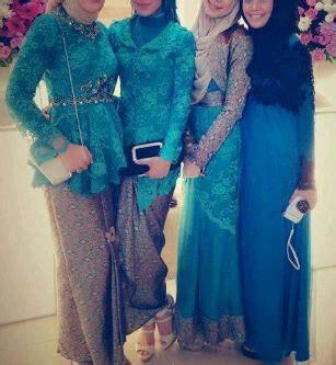 Vina Blouse By Abinaya Butik best 25 kebaya muslim ideas on dress