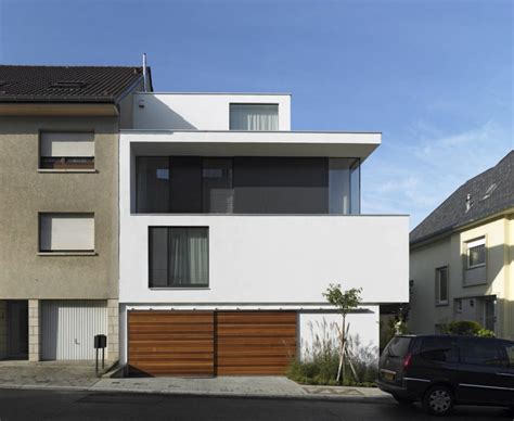 low energy house design by steinmetz de meyer architects