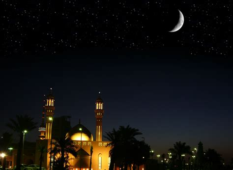 wallpaper anak bulan صور هلال رمضان 2018 خلفيات هلال رمضان