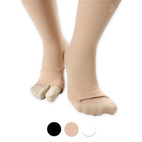 kaos kaki wudhu basic by aura warna putih hitam coklat