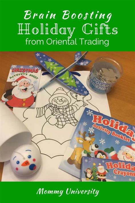 brain boosting holiday gifts for school from oriental