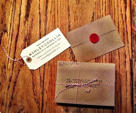 diy wedding invitations nyc diy wedding invitation and save the date rustic farm