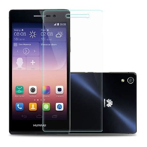 Tempered Glass For Huawei P6 huawei ascend p6 tempered glass screen protector