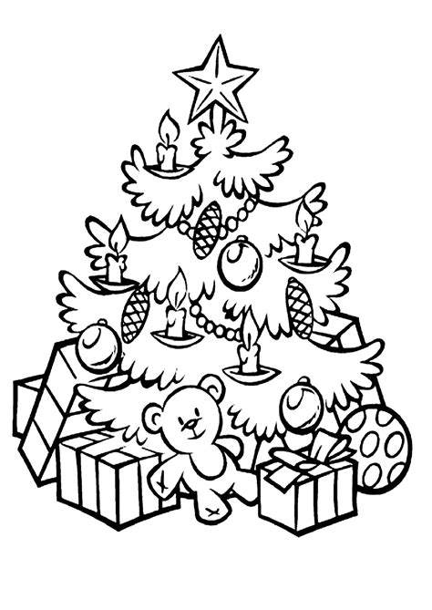 Tree Topper Coloring Page Pin Tree Coloring 16gif On Pinterest by Tree Topper Coloring Page