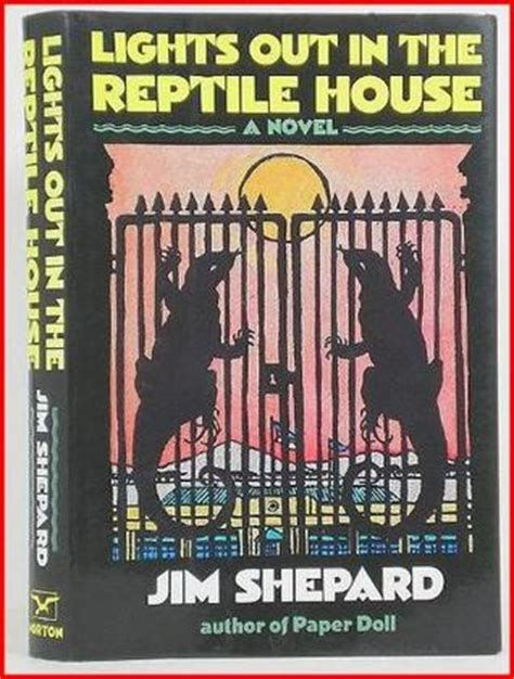 lights out in the reptile house by jim shepard reviews