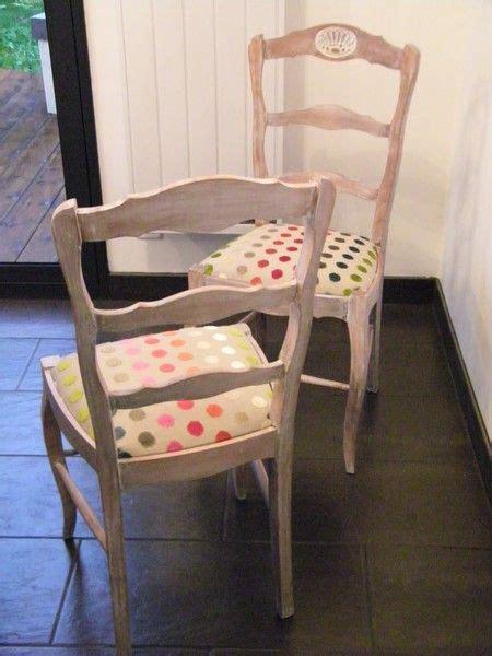 galette de chaise 564 apres c 233 ruse chaise modernis 233 e restauration meubles