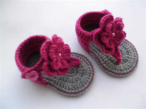 crochet newborn sandals crochet baby sandals baby gladiator sandals baby booties