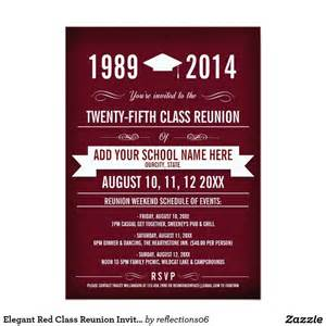 Class Reunion Template by 25 Best Ideas About Class Reunion Invitations On