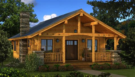 log cabin home plans bungalow 2 log cabin kit plans information