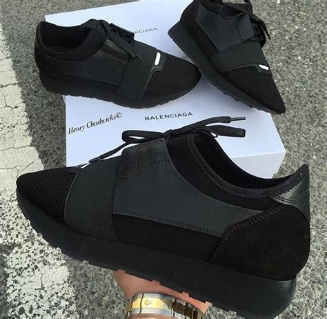 All Black Balenciaga all black balenciaga sneakers ljonesstyle this not that all black balenciaga