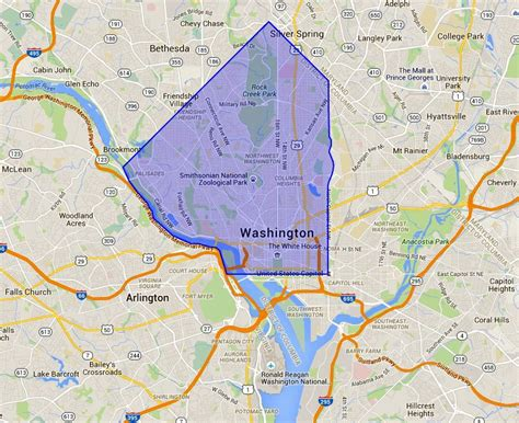 washington dc map quadrants washington dc quadrant map swimnova