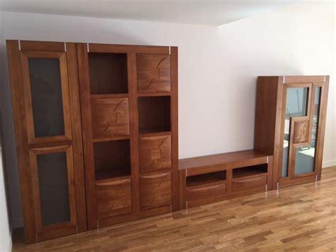 salones bc muebles de madera maciza  el salon los