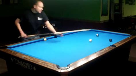10 ft pool table 10 pool run out on 9 pool table