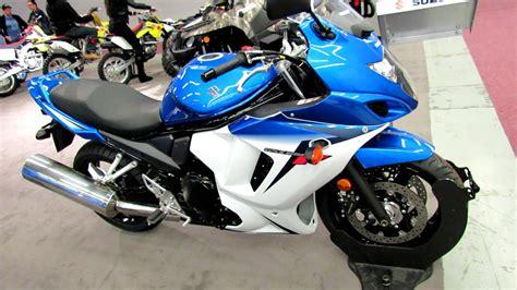 Suzuki Montreal 2013 Suzuki Gsx650f Walkaround 2013 Montreal