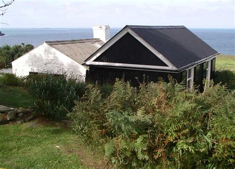 Hut Cottages by History Of The Atlantic Cable Submarine Telegraphy