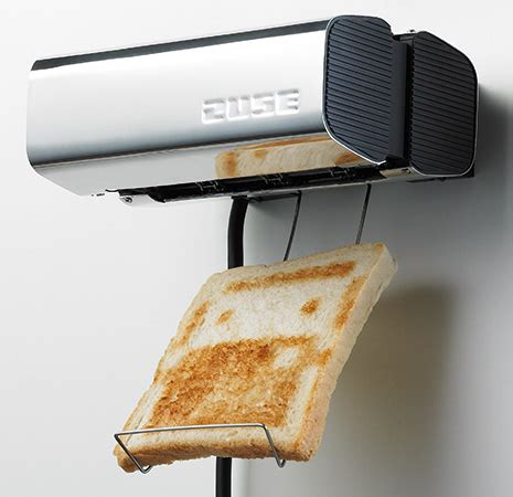 Zuse Toaster Eat Digital Toast With The Zuse Toaster Popsugar Tech