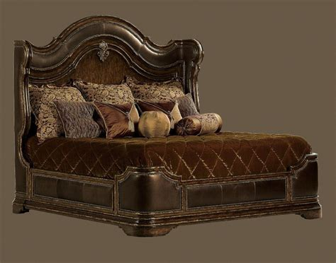 High Bed Set high end master bedroom set king and ca king live