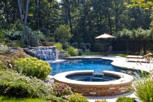 backyard pool designs swimming pool designs with waterfalls home decorating ideas