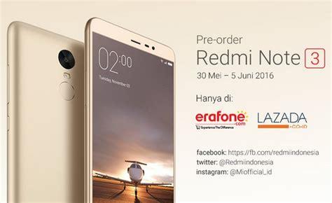 Resmi Hp Xiaomi Redmi 3 Di Indonesia xiaomi redmi note 3 pro garansi resmi sudah hadir di indonesia kolom gadget