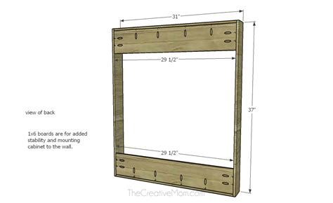 jewelry cabinet buildsomething