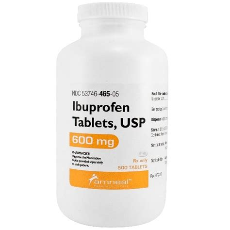 Obat Ibuprofen 600 Mg 52397 ibuprofen tablets relievers