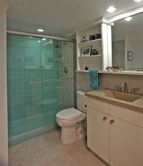 condo bathroom renovation condo renovation modern bathroom dc metro by