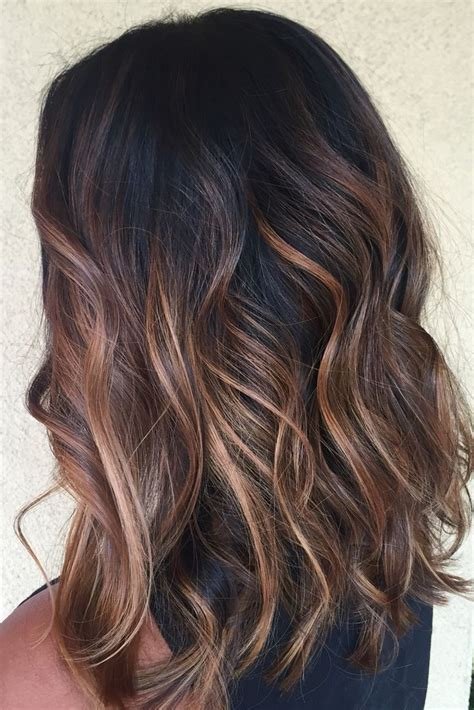 25 best ideas about balayage 25 best ideas about medium balayage hair on
