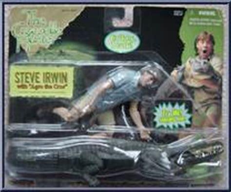 Company To Make Steve Irwin Figure by Crocodile N2 Toys Figure Checklist