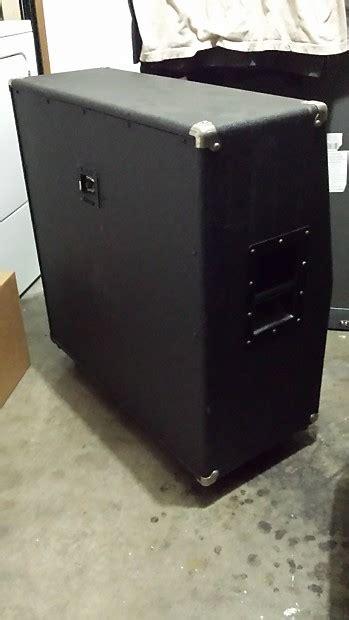 ampeg usa   guitar speaker cabinet  slm speakers