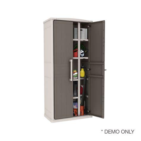2 door outdoor storage cabinet keter optima outdoor storage cabinet indoor 1 8 m