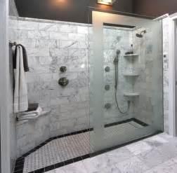 walk shower design plans traditional master bathroom ideas